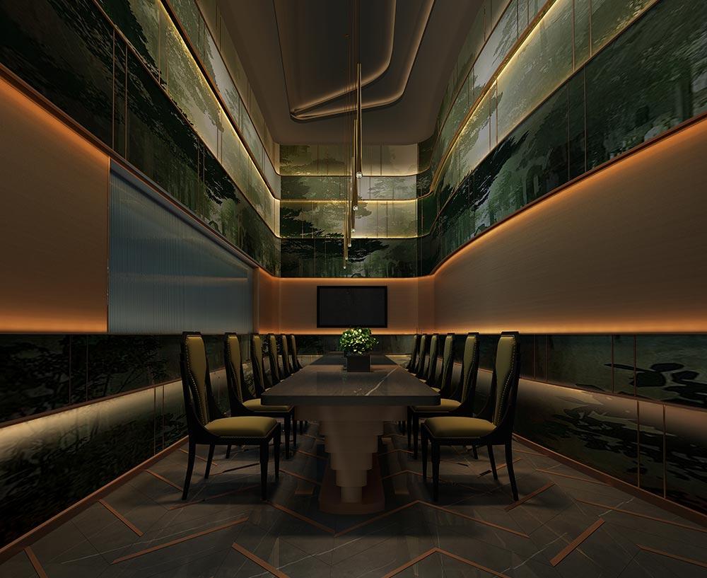 黑凤梨手游餐厅图片