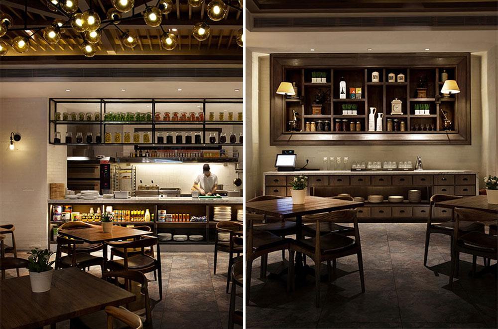 关键词:深圳le乐咖啡餐厅,咖啡餐厅设计,轻食主义餐厅,餐厅设计